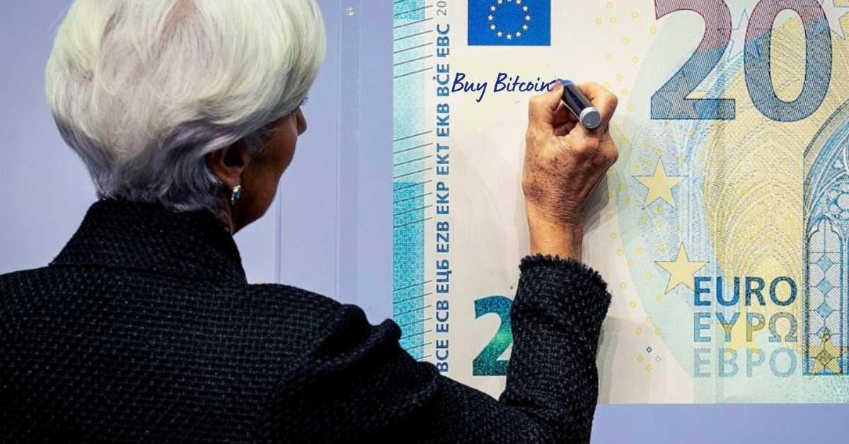 Bitcoin vs Euro: Quali sono i soldi veri?
