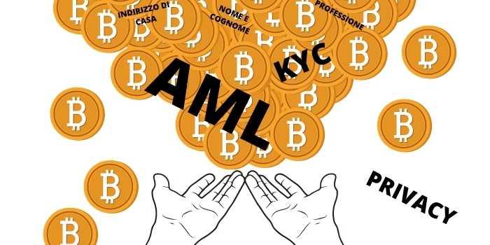 Comprare Bitcoin in Italia online. Tra KYC e perdita di Privacy