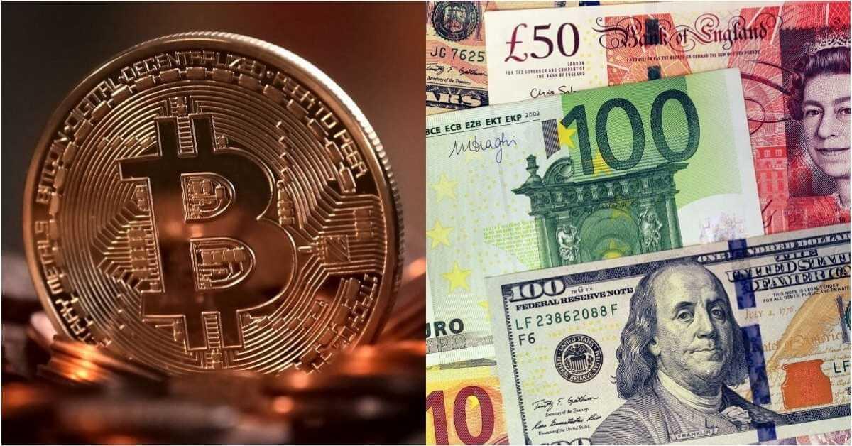 3 funzioni moneta Bitcoin soldi veri