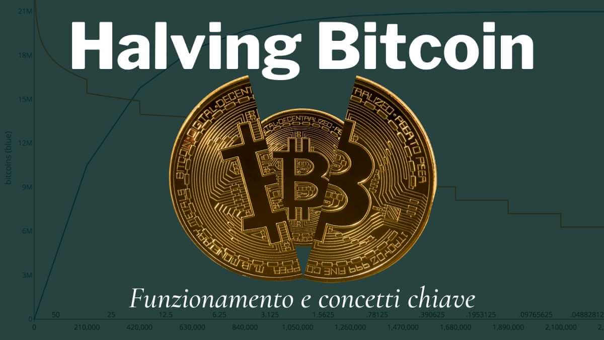 La guida definitiva per capire l'Halving del Bitcoin