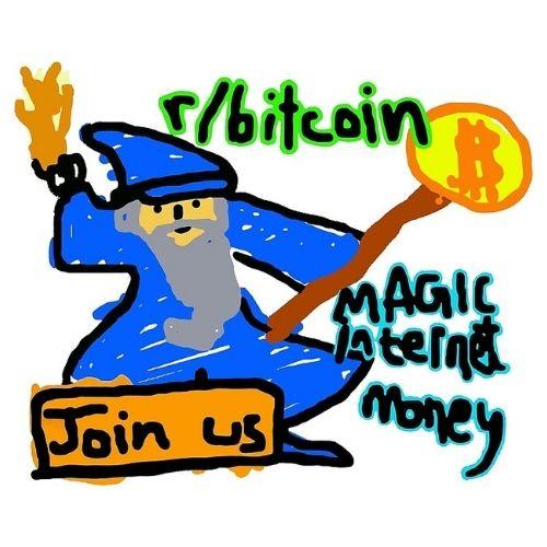 Immagine Magic internet money